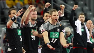 Handball ist pure Emotion