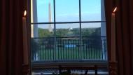 Homestory: Melania Trumps Blick auf den Hinterhof der Macht