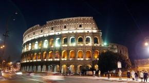 «Neue Sieben Weltwunder» gekürt - Kolosseum in Rom