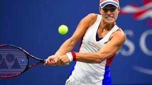 Titelverteidigerin Kerber scheitert bei US Open in Runde eins