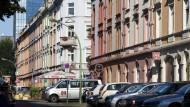 Kaum noch für die Mittelschicht finanzierbar: Mietwohnungen im Frankfurter Nordend