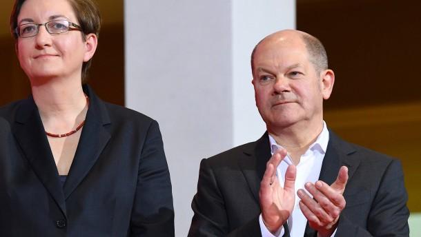 Hält der Deich um die SPD-Hochburg?