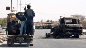 Die Nato muss in Syrien intervenieren wie in Libyen
