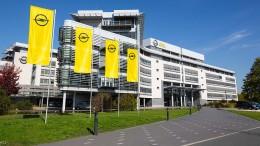 Razzia auch bei Opel