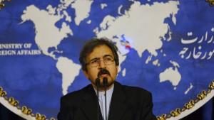 Amerika verhängt neue Sanktionen gegen Iran
