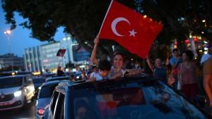 Kontrollverlust in Istanbul