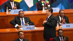 Was China in Afrika mit 60 Milliarden Dollar vorhat