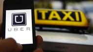 Ziemlich beste Feinde: Uber und die Taxifahrer