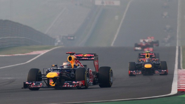 Formula One Grand Prix of India 2012