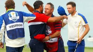 US-Team gewinnt Ryder Cup gegen die Europäer
