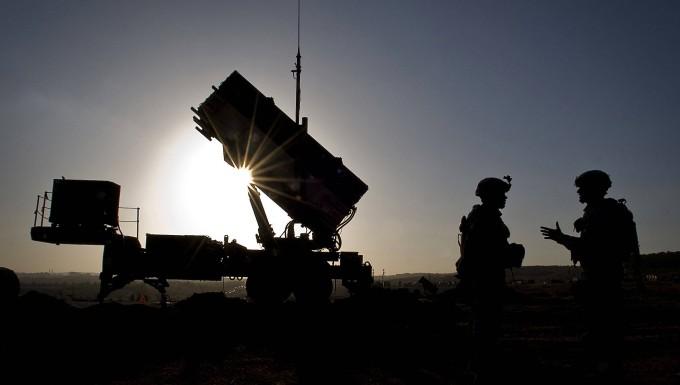 """Die mobilen """"Patriot""""-Systeme können zum Schutz vor Luftangriffen genutzt werden. (Archivbild)"""