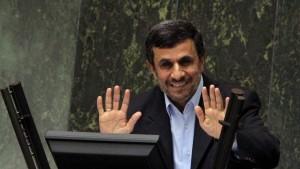 Ein leichtes Quiz für Ahmadineschad