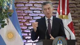 Justizskandal eröffnet Argentiniens Wahlkampf