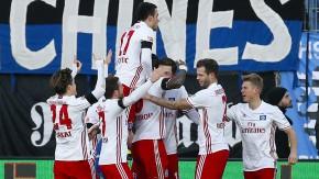 2:0 gegen Darmstadt: HSV holt ersten Sieg der Saison