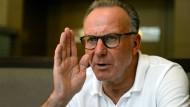 Rummenigges Bayern scheiterten krachend an limitierten Frankfurtern im Pokal
