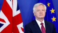 """Briten wollen """"besondere Partnerschaft"""" mit EU"""