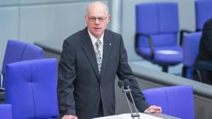 Lammert sagt Rede an Uni Düsseldorf ab