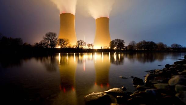Historischer Einbruch beim Energieverbrauch