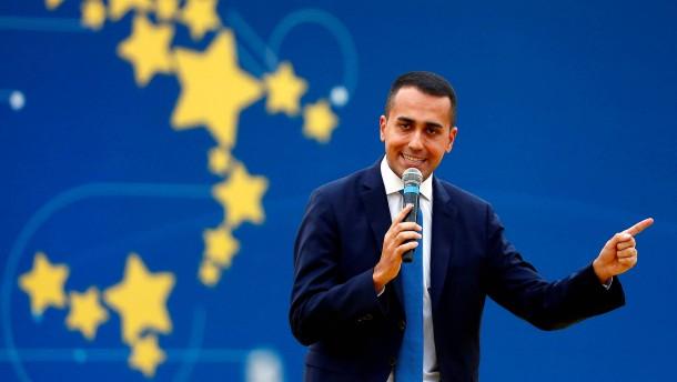 """Italiens Vize-Regierungschef """"garantiert"""" Verbleib in der Eurozone"""