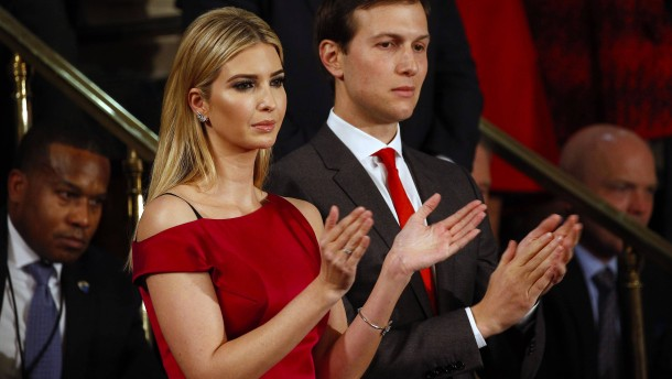 Weißes Haus gibt Einblicke in Ivanka Trumps Finanzen