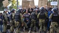 Balkanische Kettenreaktion
