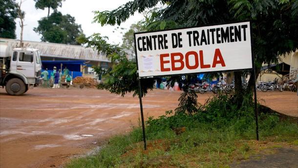 Erster Ebola-Fall in der Elfenbeinküste seit 1994