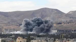 Lieferte Nordkorea Teile für syrische Chemiewaffen?