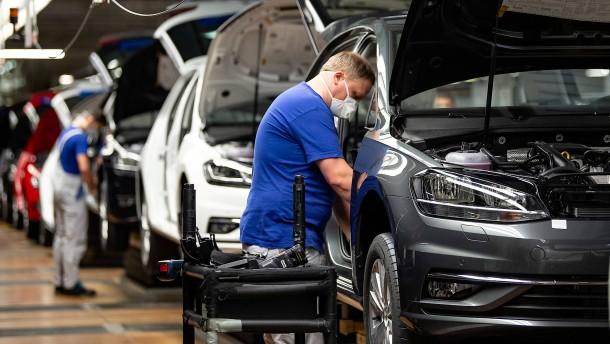 Industrie fordert Planungssicherheit für Neustart der Wirtschaft