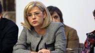 EU-Kommissarin spricht sich gegen Strafen für Osteuropa aus