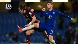 Chelsea überholt Leicester City mit Sieg