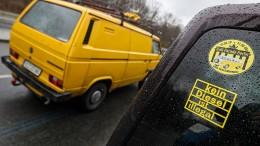 Koalition will Dieselfahrer nur stichprobenartig überwachen