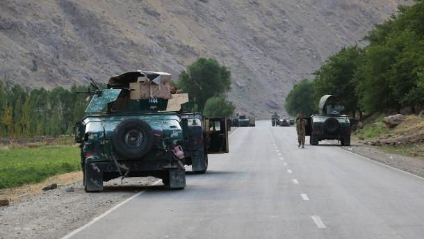 Tadschikistan mobilisiert 20.000 Reservisten