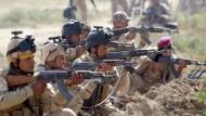 Irakische Armee will Baidschi stürmen