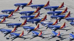 Pilotengewerkschaft verklagt Boeing