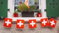 Die Schweiz hat die beste Zeit hinter sich
