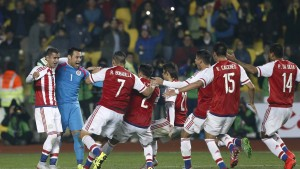 Paraguay bezwingt Brasilien im Elfmeterschießen