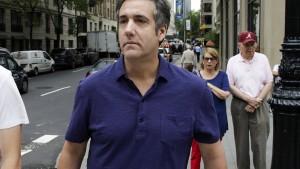 Ermittlungen gegen Cohen wegen Steuer- und Bankbetrugs