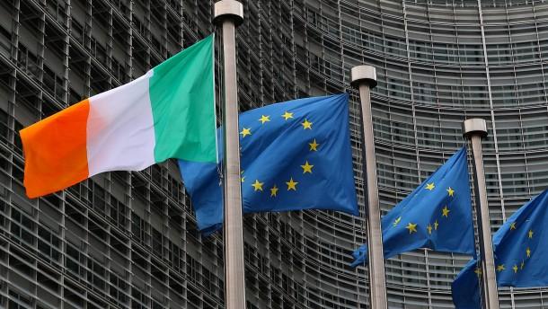 Pro-europäische Regierungspartei in Irland vorn