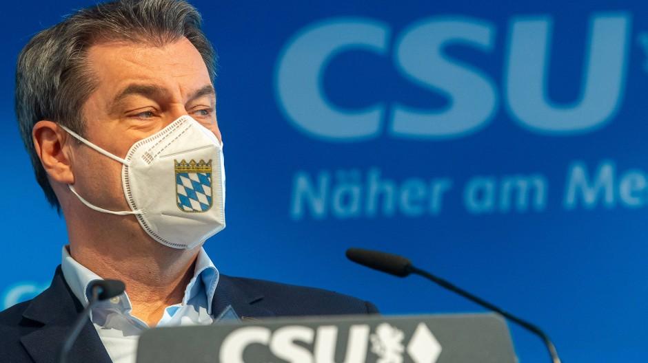 Söder am Dienstag in München