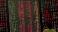 Der starke Won bremst die Börse in Seoul