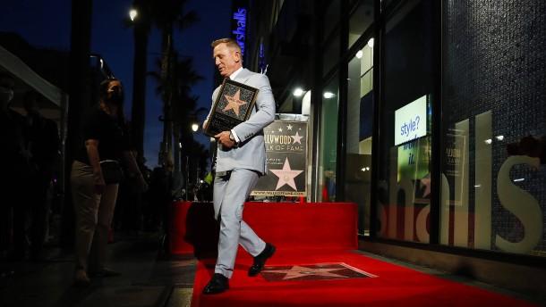"""""""Es ist eine absolute Ehre, in Hollywood mit Füßen getreten zu werden"""""""