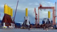 Die DSD Steel Group übernimmt die insolvente Siag Nordseewerke