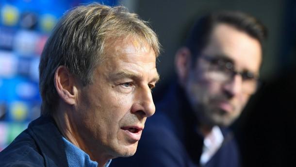 """Klinsmann bezeichnet Rücktritt als """"fragwürdig"""""""
