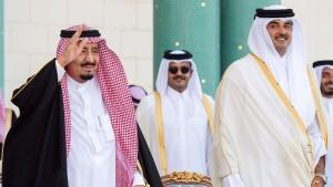 Amerika will im Qatar-Konflikt vermitteln