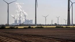 Regierung verschärft Emissionsziele