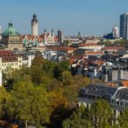 """Auf der Suche nach Erklärungen für gesellschaftliche Entwicklungen in seiner Wahlheimat Leipzig, die er immer weniger versteht: Journalist Michael Kraske in seinem neuen Buch """"Der Riss"""""""