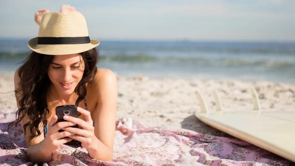 Der Urlaub beginnt künftig auf dem Smartphone