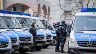 Großrazzia gegen Islamistenszene – Tunesier festgenommen