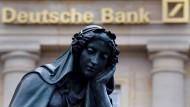 Spekulationen über staatlichen Notfallplan für die Deutsche Bank