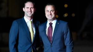Luxemburgs Premier konfrontiert arabische Präsidenten mit Homosexualität
